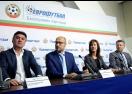 """Националите на България с нов спонсор - компанията вярва, че """"трикольорите"""" ще играят във Франция (видео)"""