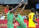 Култова загрявка на волейболистите на Камерун (видео)