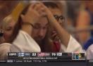 Иисус гледа световното по баскет