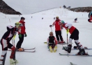 Ивица Костелич тренира с алпийците ни в Хинтертукс