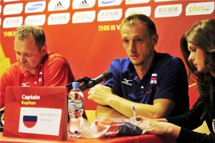 Сергей Макаров: Най-хубавото е, че успяхме да се върнем след първите два гейма