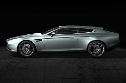Не сте виждали Aston Martin Virage Shooting Brake Zagato, нали?