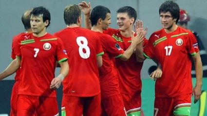Късен гол спаси Беларус от загуба срещу Люксембург (видео)
