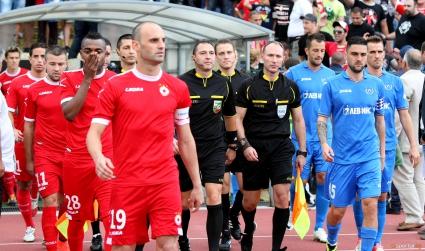 Смениха часовете на двубоите на ЦСКА и Левски