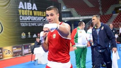 Благой Найденов е избран за спортист на месец август