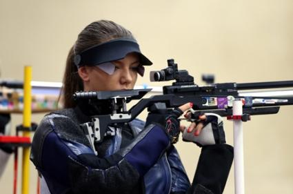 Луканова извън първите 50 на 10 метра пушка
