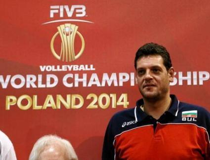 Константинов: Ще играем за Виктор!