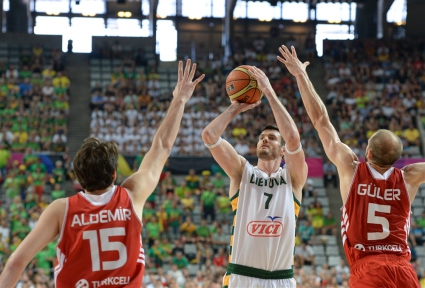 Литва се класира за полуфиналите на Световното