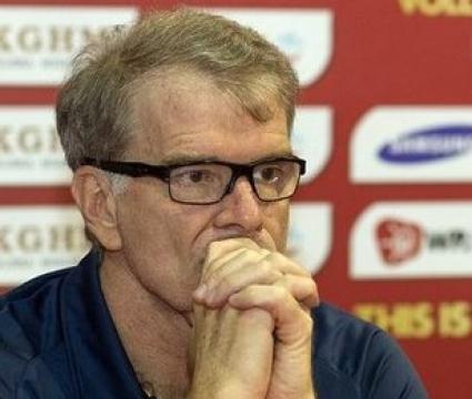 Бернардо Резенде обезпокоен от играта на България
