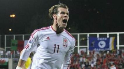 Страхотни голове на Бейл измъкнаха Уелс срещу Андора в края (видео)