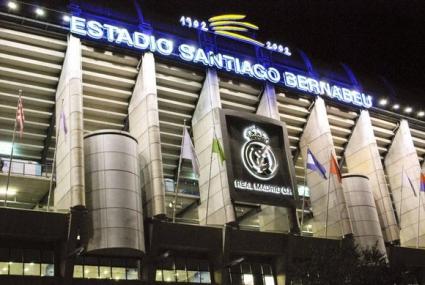 Хора на Реал Мадрид на оглед в София