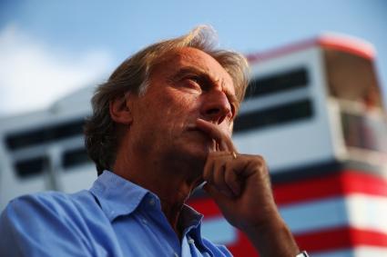 Монтедземоло се оттегли след 41 години във Ферари