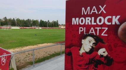 Нюрнберг наименува тренировъчния си терен на клубна легенда