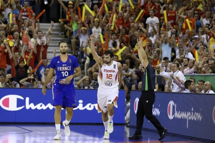 Испания излиза в нов дуел с еврошампиона Франция
