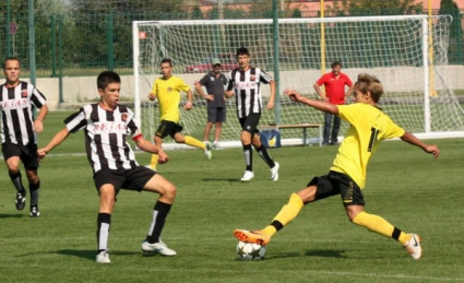 Ботев (Пд) победи Локо (Пд) за купата на БФС при децата