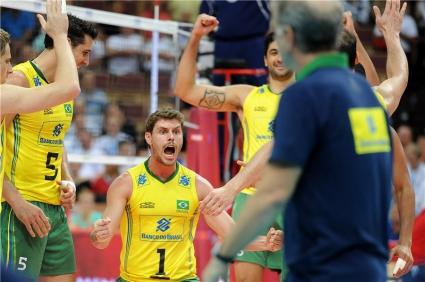 Бразилия с предимство срещу България преди мача