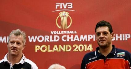 Витал Хайнен: България ще играе фантастично срещу Бразилия и лошо срещу Германия