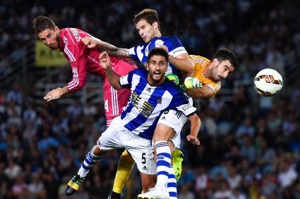 Изненадата на Анчелоти за дербито с Атлетико