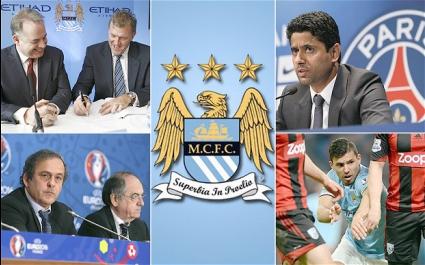 Финансов феърплей ли? УЕФА клекна пред Сити