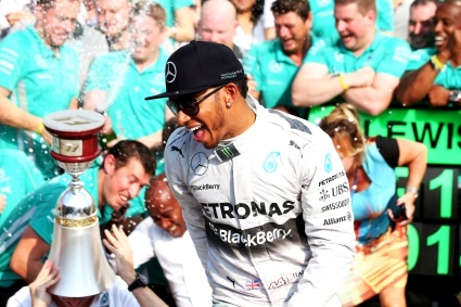 Бътън: Хамилтън е един от най-бързите пилот в историята на Ф1
