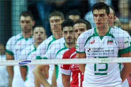 България без шанс за Топ 6 след 1:3 от Германия (ВИДЕО + ГАЛЕРИЯ)