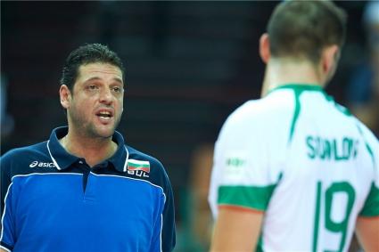 Пламен Константинов: Този отбор не е готов за медали
