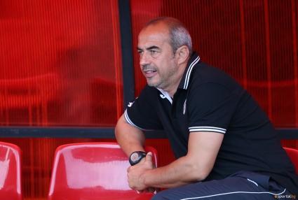 Васев: Вече има самочувствие във футболистите