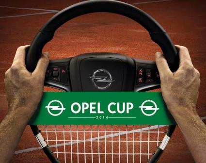Турнир за смесени двойки Opel Cup 2014: Финални мачове