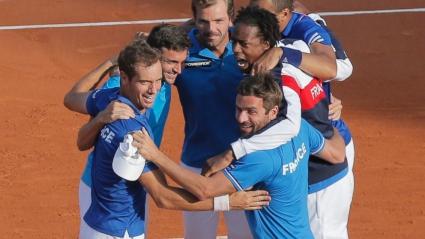 """Финалът за """"Купа Дейвис"""" между Франция и Швейцария ще се играе в Лил"""