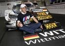 Марко Витман не може да опише чувствата си след трофея в DTM