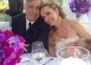 Съпругата на Анчелоти: Животът ни е постоянен меден месец