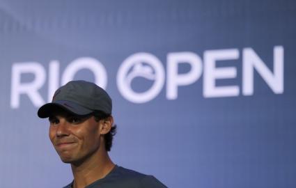 Надал ще пропусне срещите от Международната тенис лига, Федерер го замества