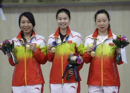 Китай с нов световен рекорд на 10 метра пушка
