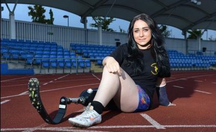 15-годишна иска да ампутират крака й, за да участва на Параолимпийските игри в Рио