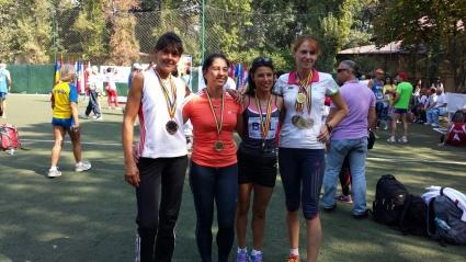 Старозагорските атлети се завърнаха с 11 медала от Балканиадата за ветерани