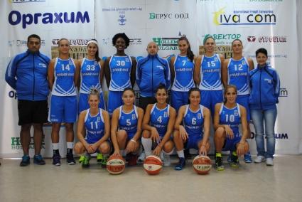 Три български и един сръбски отбор ще участват в международен женски баскетболен турнир в Русе