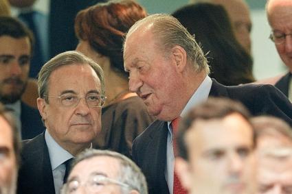Флорентино: Лъжа е, че Реал Мадрид дължи 602 млн.