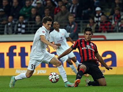 Майнц 05 пропиля два гола аванс във Франкфурт (видео)