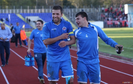 Миро Антонов се хвали: Отстранихме ЦСКА с 9 момчета под 23 години