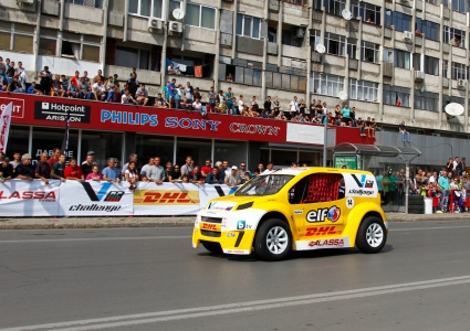 Този уикенд V1 е по улиците на Бургас