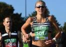 40-годишната Радклиф се завърна с трето място на 10 км