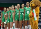 Българските волейболисти с последна тренировка преди мача с Бразилия