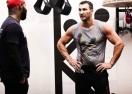 Снимка на деня: Кличко възобнови подготовката си за боя с Пулев