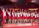 Фен отпразнува световната титла на Полша с луд танц (ВИДЕО)