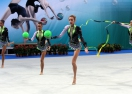 България с второ място в класирането по медали на световното по художествена гимнастика