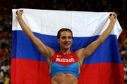 Исинбаева вече има план за Рио