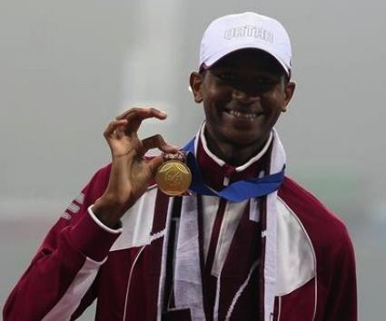 Баршим шампион на Азиатските игри с рекорд, брат му също с медал