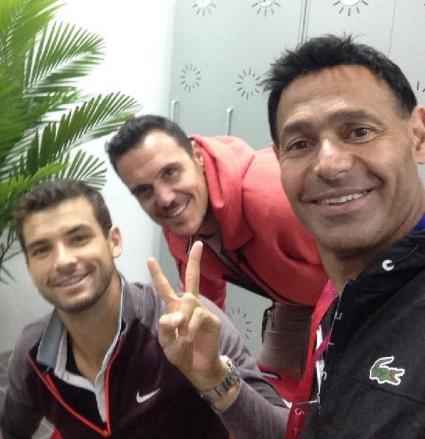 Бивш физиотерапевт на Федерер влезе в екипа на Григор