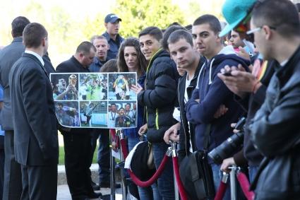Ето кой играч на Реал Мадрид ще бъде на пресконференцията