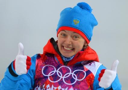 Водеща руска биатлонистка ще пропусне следващия сезон